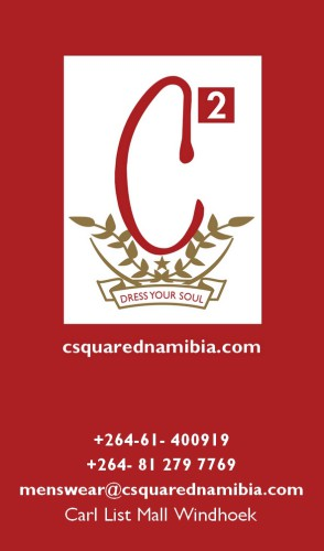 C² Business Card 5×8