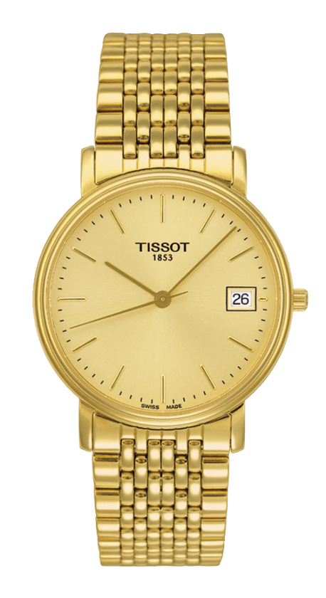TISSOT 'Old Desire' Gents Quartz Watch